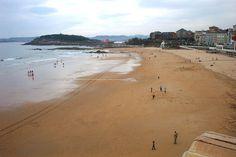 Santander.Playa del Sardinero