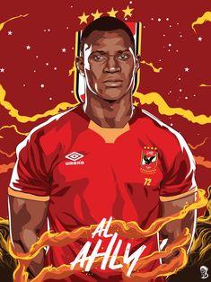 France National Football Team, Iphone Wallpaper Photography, Al Ahly Sc, Football Shirts, Behance, Adobe Illustrator, Illustration, Digital Art, Classy