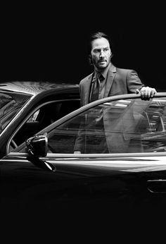 Keanu Reeves | Photography B&W