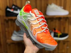 49bd28ca2d4 Nike Air VaporMax Plus Reverse Sunset AO4550-003 To Buy-1 Cheap Running  Shoes