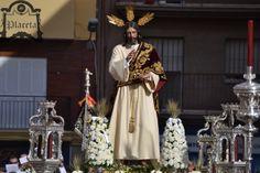 Traslado Extraordinario del Santísimo Cristo del Amor hasta la iglesia conventual de las Agustinas. Fotos de Valentín López.