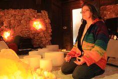 Sound healing concert- Asheville Salt spa