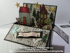 Simply Stamping with Narelle: 12 Weeks of Christmas - Week 2