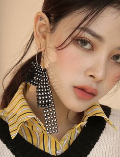 New fashion trends and outfits for teens and young women in spring and summer 2019 Beauty Shots, My Beauty, Asian Beauty, Beauty Makeup, Face Makeup, Hair Beauty, Casual Makeup, Girlie Style, Hair Reference