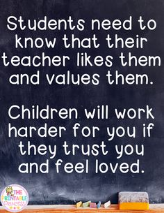 Building Relationships Is An Important Part Of Back To School. Make a trip And Read About These Easy And Practical Ideas For Building Relationships In The Primary Classroom. Teacher Memes, Teacher Hacks, Teacher Gifts, Teacher Stuff, Teaching Quotes, Teaching Tips, Appreciation Quotes, Teacher Appreciation, Teacher And Student Relationship