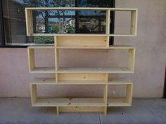 DIY bookshelf....Making it myself!
