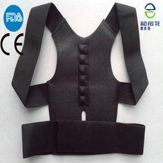 posture correcting vest   Hot selling posture correct vest / posture brace to keep right posture ...