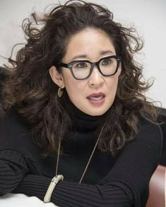 Sandra Oh, Jodie Comer, Celebs, Celebrities, Favorite Person, Greys Anatomy, Curls, Crushes, Actresses