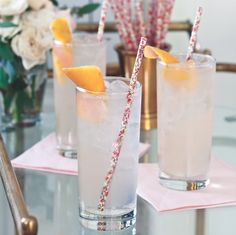 St. Germain Gin - a tasty twist on a gin & tonic!