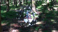 BBC News. Flying insect-like robot Gimball can crash and recover.