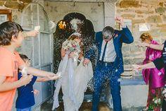 Ρουστικ γαμος στη Ζαγορα|Κωνστανς & Δημητρης - Love4Weddings Wedding Groom, Fall Wedding, Wedding Moments, Happily Ever After, Rustic, Bride, Beautiful, Blush Fall Wedding, Country Primitive