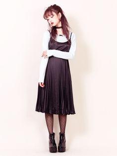 Risa Nakamura   E hyphen world gallery BonBon K Fashion 018d297150f4