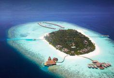 Anantara Kihavah Villas: Overwater Spa and Underwater Restaurant - VacationIdea.com
