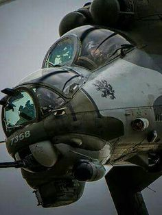 Mi-24 Hind Attack Helicopter, Military Helicopter, Military Aircraft, Air Fighter, Fighter Jets, Mi 24 Hind, Military Equipment, Modern Warfare, War Machine