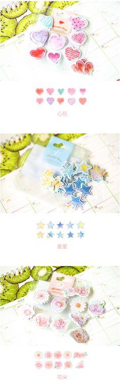 New Sailor Moon Girl Decorative Sticker Set Diary Album Label Sticker Pip SP
