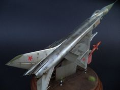 Sukhoi Su-15 Flagon (Trumpeter 1/72)