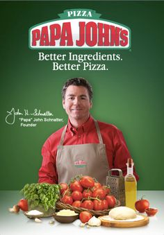 I don't like the owner of this company, but We love Papa Johns pizza Food Places, Places To Eat, Party Spread, Favourite Pizza, Good Pizza, International Recipes, Android Apps, Favorite Recipes, Android