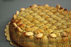 #ricetta #dolce #torta #delizia #pasta di #mandorla #giorgiapassionecucina
