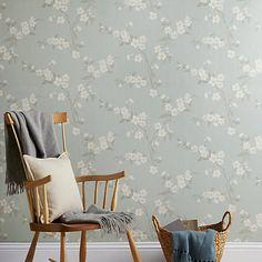 Buy John Lewis Cherry Blossom Wallpaper Online at johnlewis.com