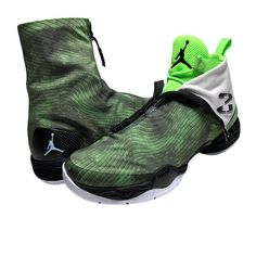 sneakers for cheap d6a73 938b2 NIKE AIR JORDAN XX8 ELECTRIC GREEN WHITE BLACK 584832 301  215