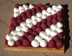 J'en reste baba: Tarte aux framboises et chocolat blanc