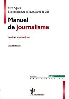 Présentation illustrée d'exemples des techniques du journalisme de presse écrite, des règles, des repères et des codes du métier, ainsi que de la déontologie de l'information.