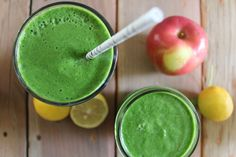 The Stripped Green Smoothie