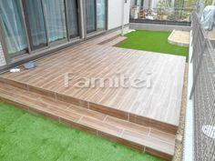 Small Backyard Gardens, Backyard Garden Design, Garden Deco, Dog Rooms, Home Projects, Deck, New Homes, Exterior, Patio