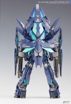 POINTNET.COM.HK - MG 1/100 Unicorn Gundam Banshee Norn