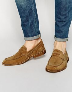 Selected Homme Ley Suede Loafers
