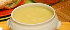 Receita de Creme de alho francês com couve-flor. Descubra como cozinhar Creme de alho francês com couve-flor de maneira prática e deliciosa com a Teleculinaria!