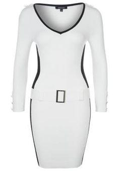 Morgan Radau Vestido De Punto Ecru Noir Eleva Tus Outfits Al Máximo Nivel Eleva tus outfits al máximo nivel con los vestidos de punto más modernos, sofisticados y vitalistas.