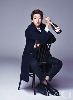 C.N Blue - Ceci Magazine January Issue '13: Jungshin