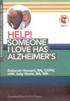 Help! Someone I Love Has Alzheimers