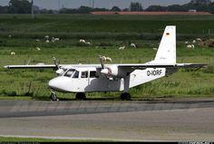 Britten-Norman BN-2A-26 Islander,  Harle (EDXP) Germany, June 25, 2013