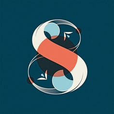 Cleveland-based Nick Matej created this great selection of letters and numbers as his contribution to the 36 Days of Type project.  More lettering inspiration via Behance