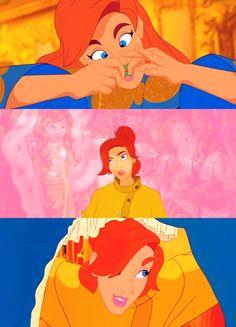 Disney Anastasia, Anastasia Movie, Anastasia Musical, Walt Disney, Disney Art, Disney Movies, Non Disney Princesses, Pocket Princesses, Disney And Dreamworks