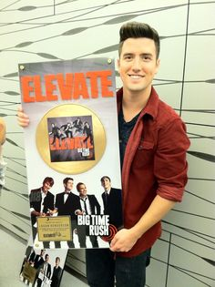 so..who said Big Time Rush wasn't talented again?