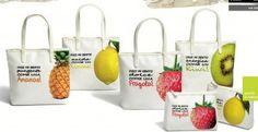Borse Mare Carpisa dedicate alla Frutta
