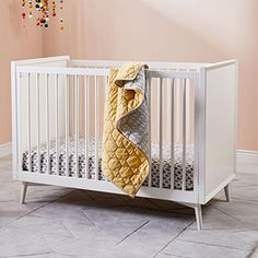 West Elm offers modern furniture and home decor featuring inspiring designs and colors. Create a stylish space with home accessories from West Elm. Baby Nursery Furniture, Nursery Bedding, Nursery Decor, Newborn Nursery, Baby Bedding, Nursery Design, Mattress Sets, Crib Mattress, Toddler Quilt