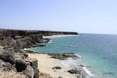 Fuerteventura Cliff. Canary Island.Fuerteventura. #canaryisland #Fuerteventura #Cliff #Ocean