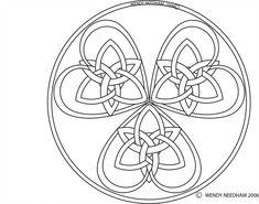Celtic Coloring Pages For Mom Celtic Cross Combined Ring And Cross Coloring Pages Best Mom Coloring For Pages Celtic Irish Symbols, Celtic Symbols, Celtic Knots, Colouring Pages, Coloring Books, Celtic Quilt, Celtic Mandala, Culture Art, Celtic Knot Designs