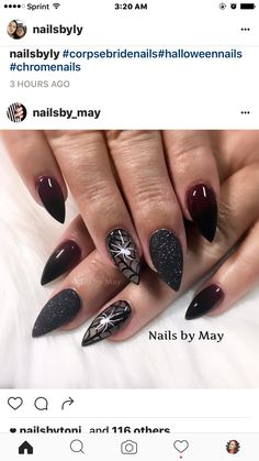 Licensed Nail Technician & Owner ( 209 ) Licensed Nail Technician & Owner ( 209 ) The post Licensed Nail Technician & Owner ( 209 ) appeared first on Halloween Nails. Holloween Nails, Halloween Acrylic Nails, Halloween Nail Designs, Gorgeous Nails, Pretty Nails, Fun Nails, Seasonal Nails, Holiday Nails, Christmas Nails