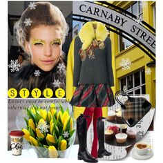 Carnaby Street Style