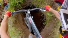 Video: Dropping into a Cave in Mexico | Singletracks Mountain Bike Blog