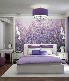 Роспись стен и фрески в интерьере.