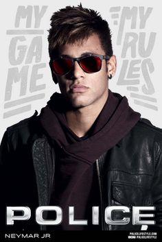Neymar wearing model AG1869