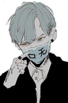 B o y s✨ Mask, hair, eyes