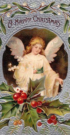 Christmas Angel .