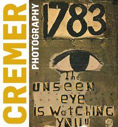 Jan Cremer Photography - unseen eye